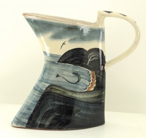James Campbell, 'Wind at sunset', jug